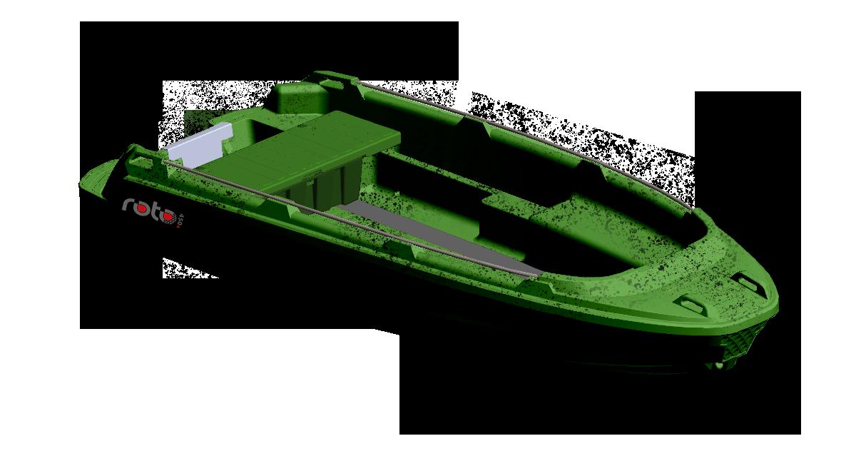 ROTO 450s BASIC green black