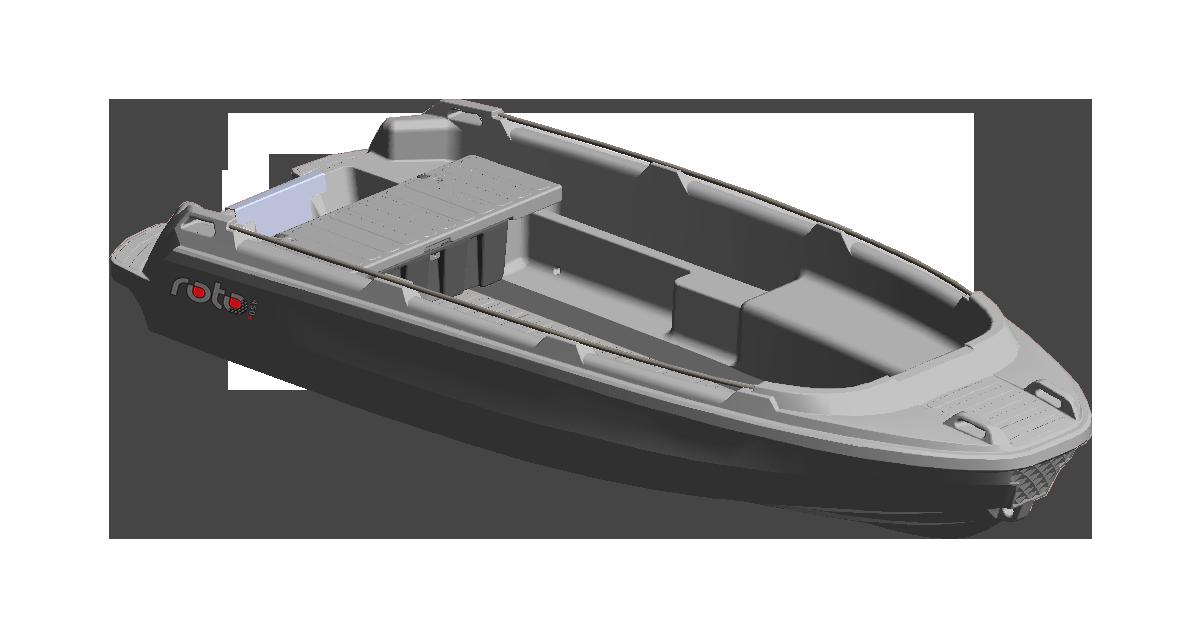 ROTO 450s BASIC grey