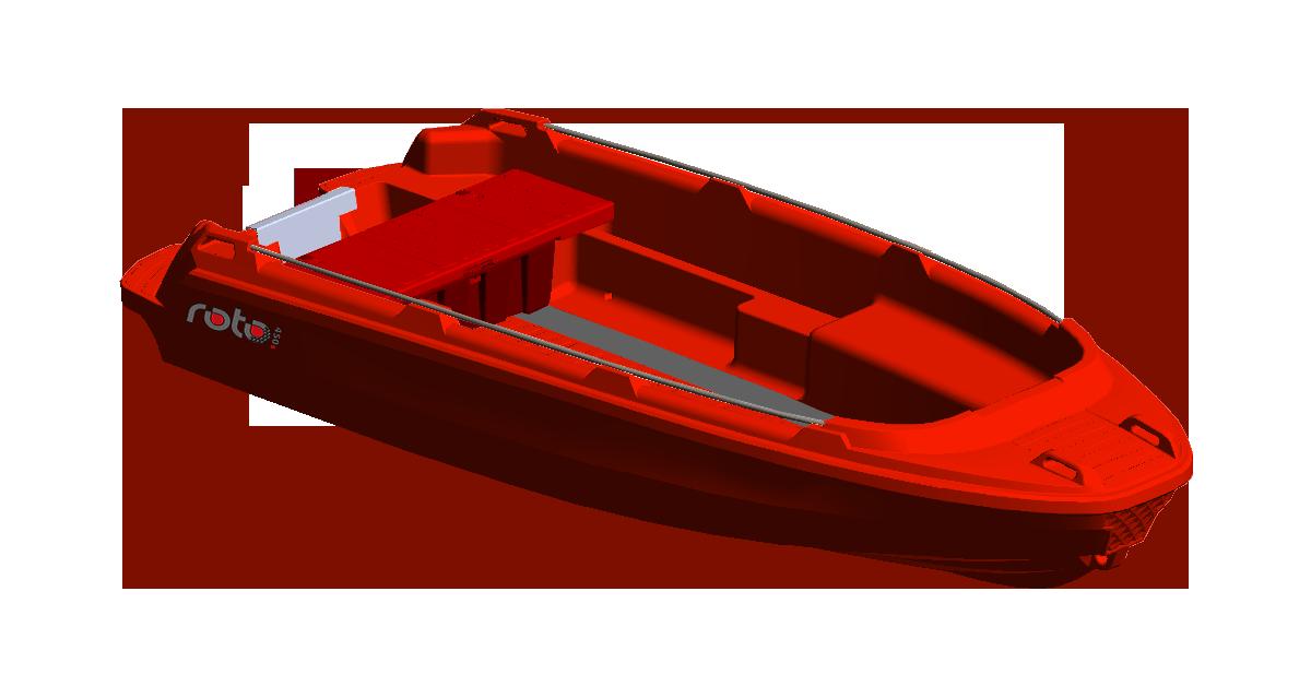 ROTO 450s BASIC red