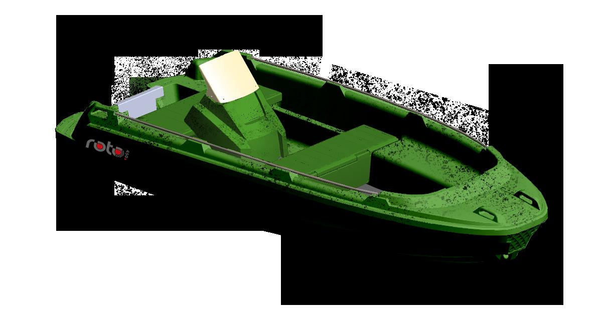 ROTO 450s EVOLUTION green black